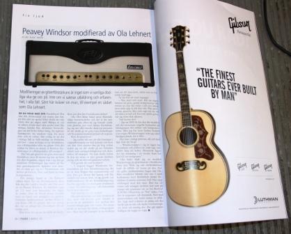 byggsats gitarrförstärkare rör
